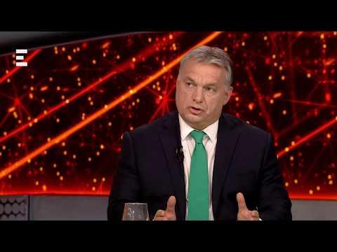 Orbán Viktor a Napi aktuálisban - ECHO TV