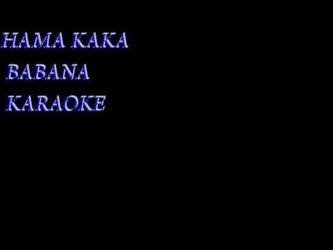 Hama kaka babana Gujrati karaoke