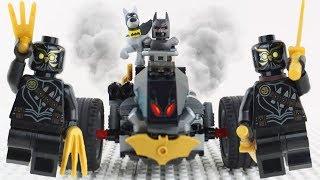 LEGO Batman STOP MOTION LEGO Batman & Bat Hound vs Talons | #LEGO DC Superheroes | By Billy Bricks