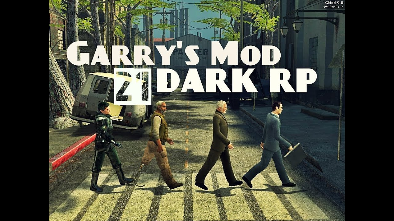 скачать гаррис мод darkrp