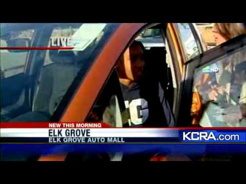 Elk Grove High School Student Wins New Car