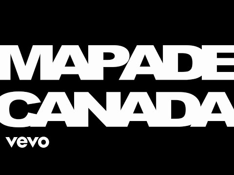 Lagartija Nick - Mapa De Canadá