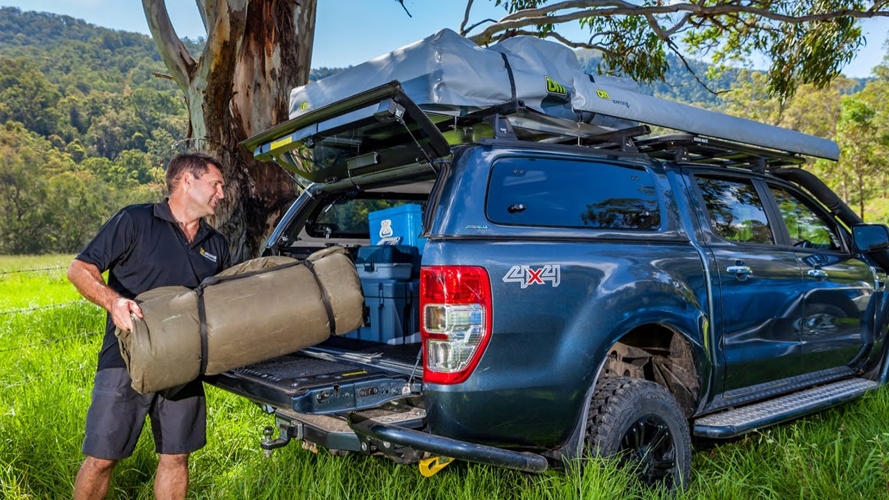 4x4 Ute Canopies By Tjm Amp Aeroklas Youtube