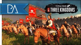 EPIC SIEGE OF VALOR AND HOOVES - Total War: Three Kingdoms