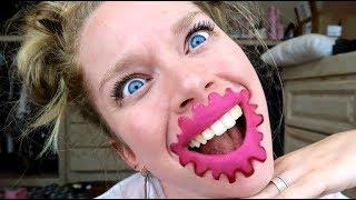 I Tried The Wavy Lips Trend? thumbnail