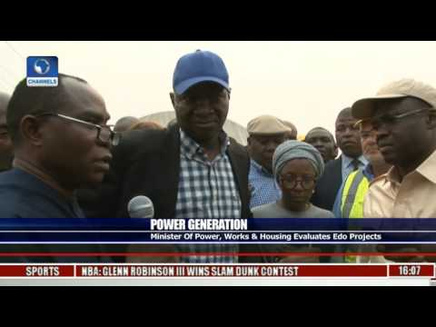 Power Generation: FG To Complete Ongoing Projects In Good Time streaming vf
