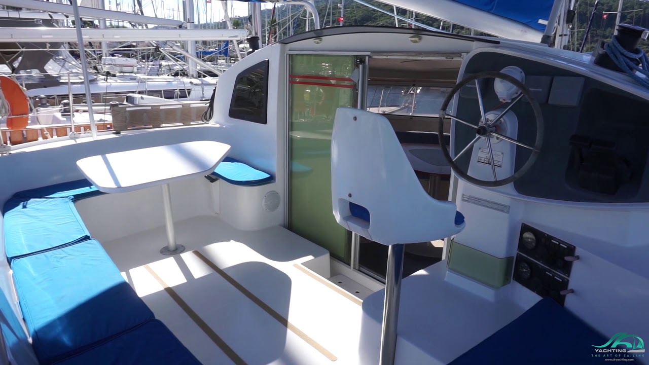 FOUNTAINE PAJOT ATHENA 38 – ANDROMEDA | SK Yachting