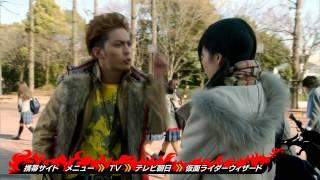 第26話「学園潜入」 2013年3月10日O.A. 脚本:きだつよし 監督:諸田敏 ...
