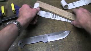 Modding The Ka-bar Becker Bk-2