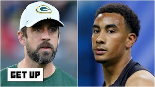 Are the Packers going to replace Aaron Rodgers with Jordan Love? | Get Up