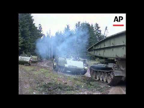 Bosnia - Bosnian Government Forces Have Break