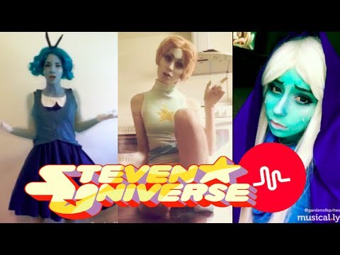 Steven Universe Cosplay Musical.ly Compilation 2017 [Part 1]