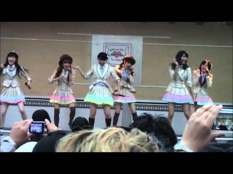 【AKB48被災地訪問】⑫恋するフォーチュンクッキー【福島県南相馬】