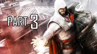 Assassin's Creed Brotherhood Walkthrough Part 3 - As Good As New  (ACB Let's Play Commentary)