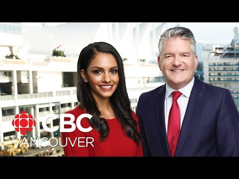 CBC Vancouver News At 6 For Jan. 20 - Handcuffed Girl, Meng In Court, Natural Gas Protest
