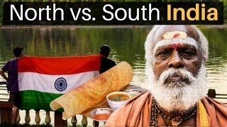 North vs. South INDIA... Two Different Worlds