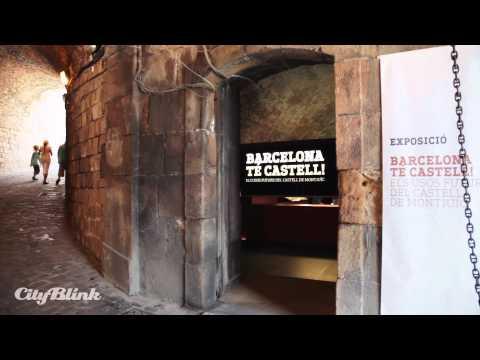 Castell de Montjuïc in Barcelona: a quick tour in HD - CityBlink