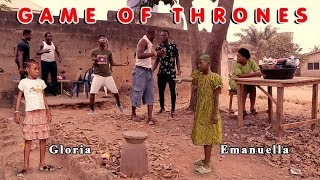 GAME OF THRONES - EMANUELLA  (mark angel comedy) (mind of freeky comedy) most watch comedy