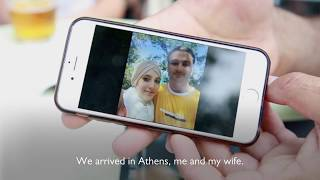 Joude's story: Relocating from Greece to France