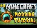 Minecraft 1.12.2: Modding Tutorial - Custom Armor (#9)