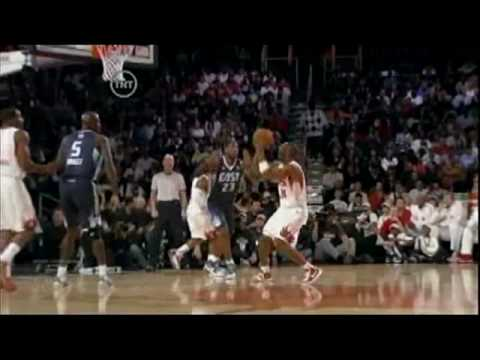 Chris Paul To Kobe Bryant For The Dunk *NBA All-Star Game 2009*