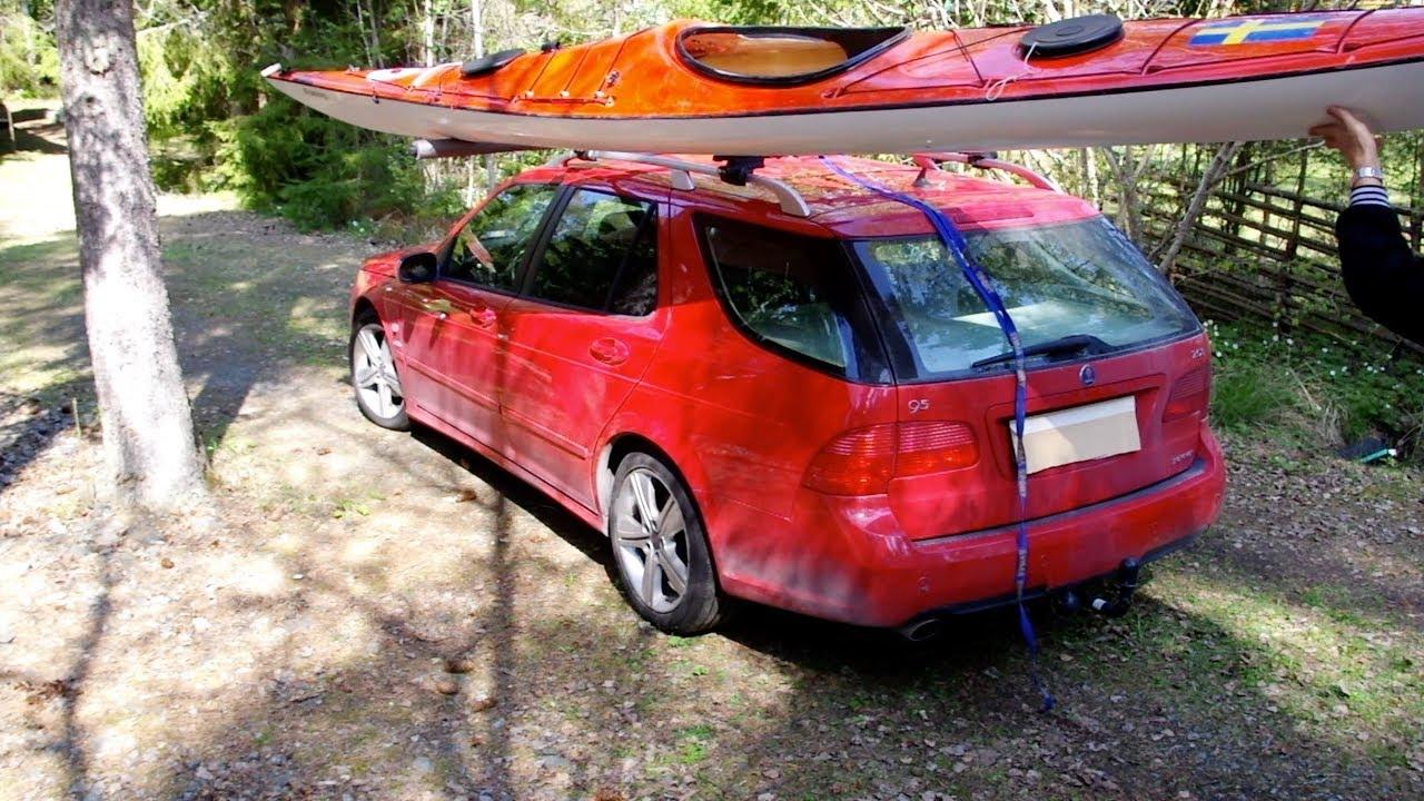 Diy Kayak Roof Rack Side Loader
