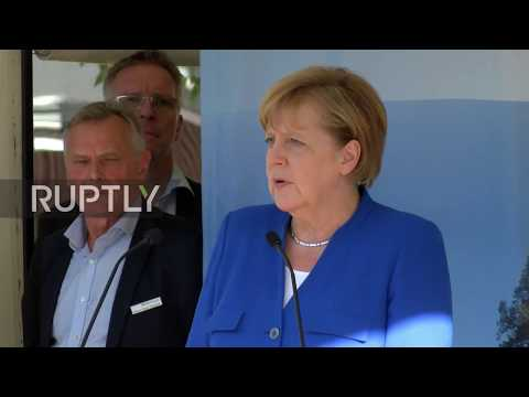 Germany: Merkel condemns arrest in Turkey of German human rights activist
