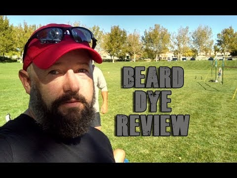 Bodcare Hypoallergenic Beard Dye Review Henna Extract Youtube