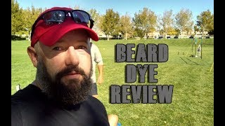 Bodcare - Hypoallergenic - Beard Dye Review -- Henna extract