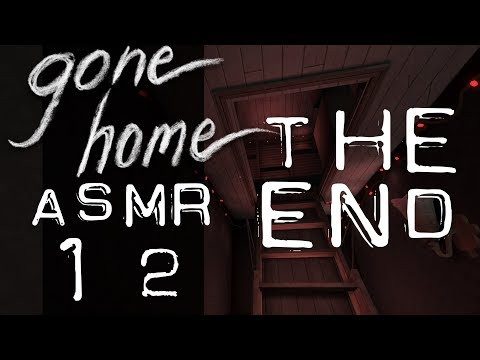 ASMR Let's Play: Gone Home #12: The End - (Whispered ASMR Gameplay 1440p)