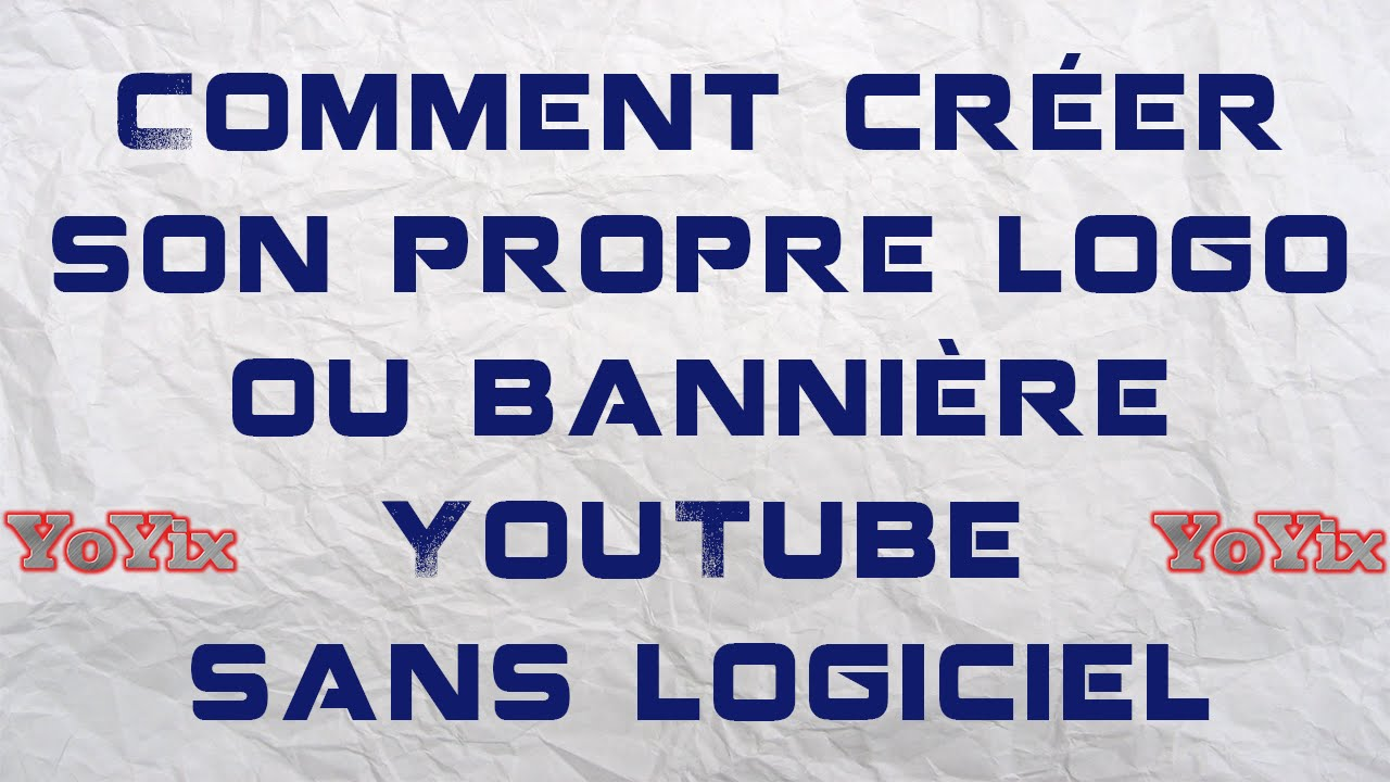 creer son logo gamer gratuit