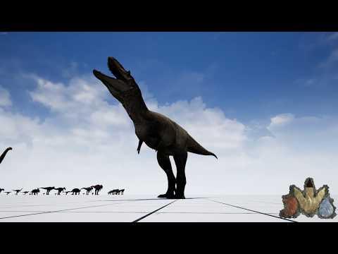 The Isle - Albertosaurus!!!!