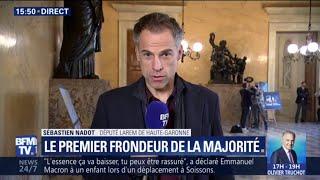 Député LaREM frondeur :