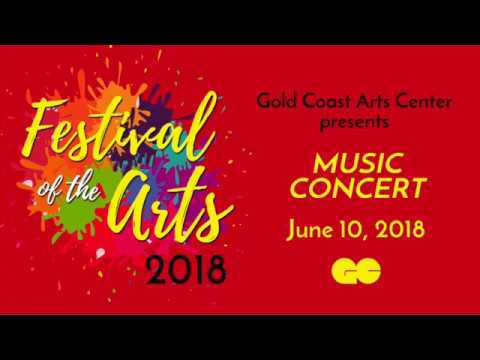 Festival of the Arts - Music Concert 2018