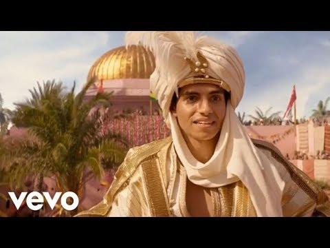 Аладдин (2019) - Принц Али | Клип (Песня) из Фильма [HD] - Полная Версия на Русском.