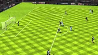 FIFA 14 Android miltonboina VS RAEC Mons смотреть