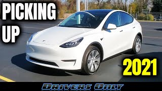 Picking Up My 2021 Tesla Model Y - Good and Bad Surprises!