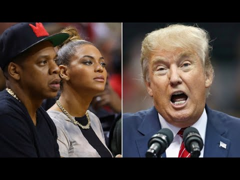 Trump CLAPS BACK AT JayZ On Twitter For His RECENT Remarks On Van Jones Show!