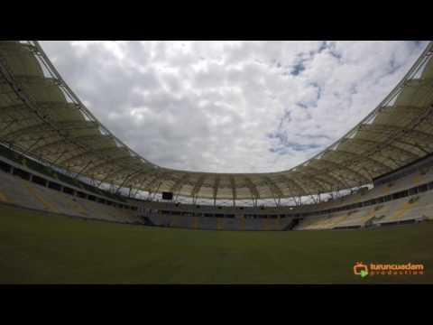 Yeni Sakarya Stadi Drone Ile Cekim