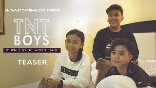 Little Big Trio: The TNT Boys documentary - Official Trailer | iWant Originals