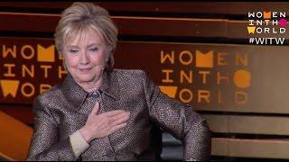 "Nicholas Kristof asks Hillary Clinton: ""Will you run for office again?"""