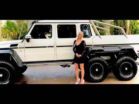 This is THE Mercedes - Benz G63 AMG 6x6 & Here is your chance to own one!