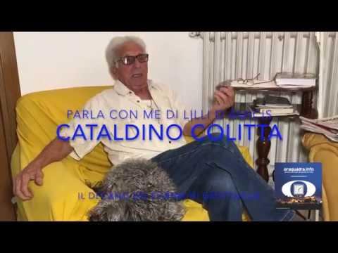 #ParlaConMe, Lilli D'Amicis  intervista Cataldino Colitta, il decano dei fornai di Grottaglie