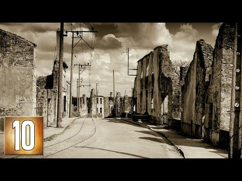 10 Ghost Towns Abandoned By Humanity