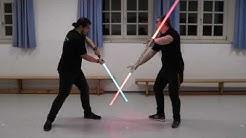 Jedi Academy Cham erklärt: Die Anfänge mit dem Doppelschwert - Kampftutorial