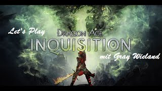 Dragon Age 3: Inquisition #001 - Charaktererstellung (Let
