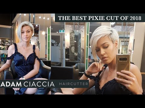 || The Best Pixie Cut of 2018 || With Australia Model Sinead J Carpenter Mp3