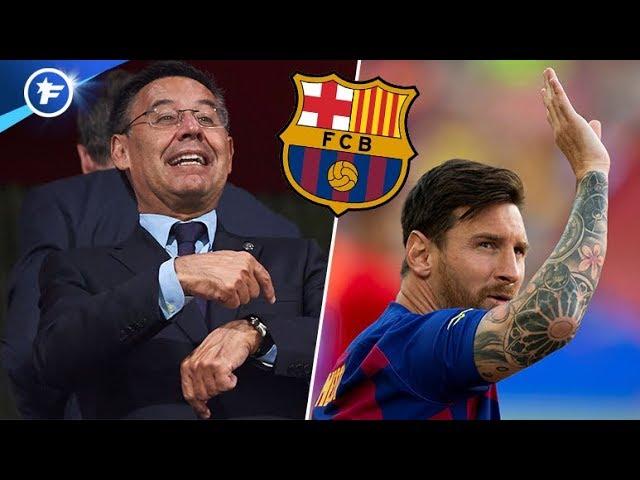 Les déclarations de Bartomeu sur Messi font trembler la Catalogne | Revue de presse