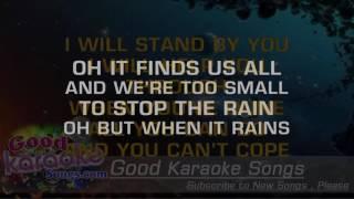 I Won't Let Go - Rascal Flatts ( Karaoke Lyrics )
