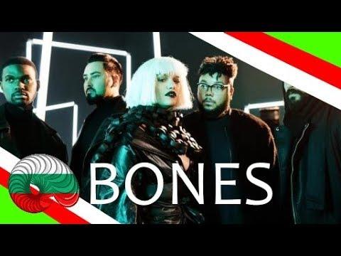 Eurovision 2018 - Bulgaria - Eqiunox - Bones (Karaoke Version)